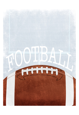 Football Love 2 Art by Marcus Prime