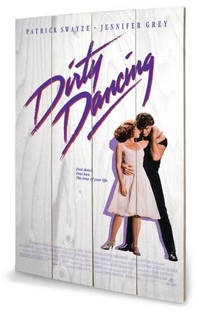 Dirty Dancing - The Time of My Life Træskilt