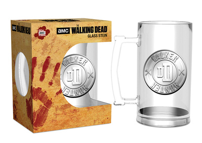 The Walking Dead - Walker Hunter 500 ml Stein Novelty