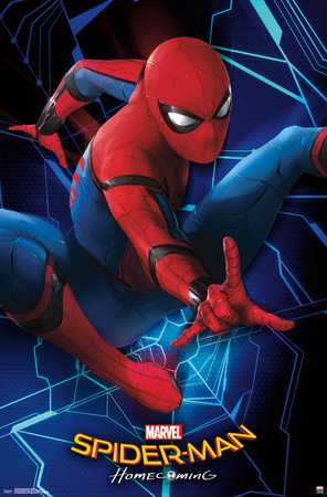 Spider-Man: Homecoming - Spidey Prints