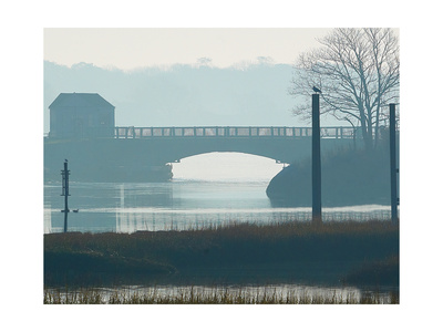 Scene on the Water IX Prints by James McLoughlin