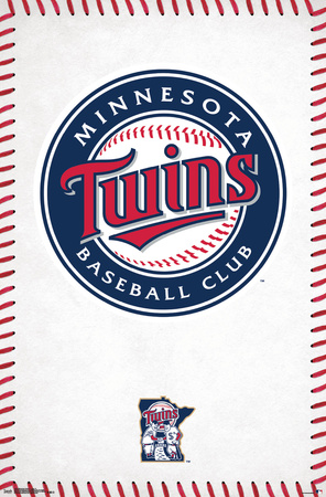 Minnesota Twins - Logo 17 Prints