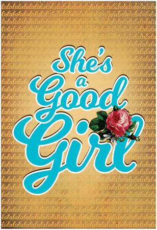 Good Girl Plakater