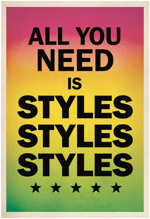 All You Need Posters