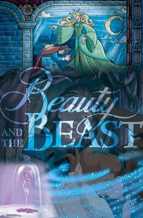 Beauty & the Beast - Enchanted Print