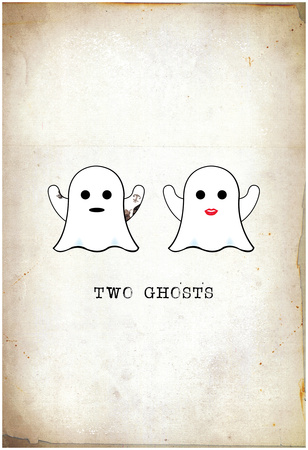 Two Ghosts Plakater