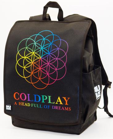 Coldplay Head Full of Dreams Backpack Backpack
