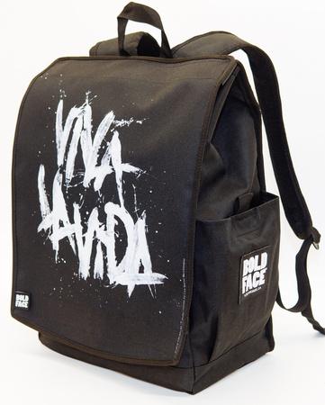 Coldplay Viva la Vida Backpack Backpack