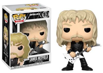Metallica - James Hetfield POP Figure Toy
