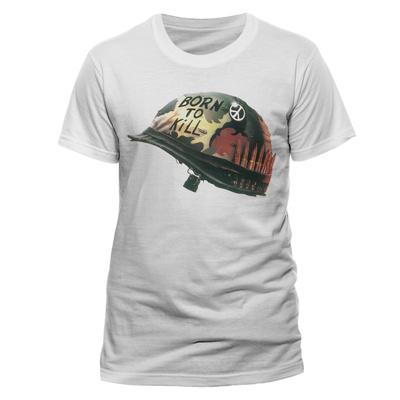 Full Metal Jacket - Helmet Tshirts
