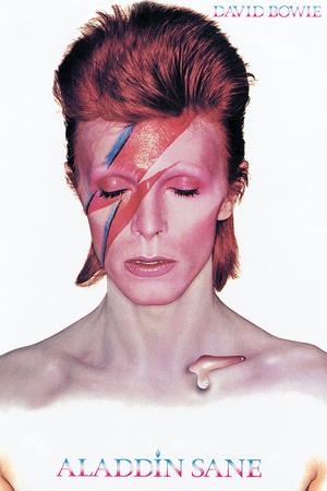 David Bowie - Aladdin Sane Photo