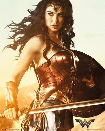 Wonder Woman Sword Billeder