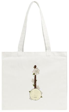 Banjo Romantics Tote Bag Tote Bag