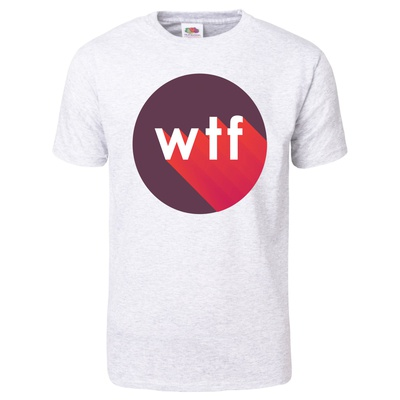 WTF T-Shirt T-shirts
