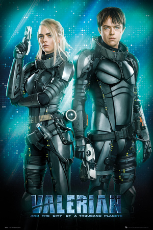 Valerian - Duo Poster