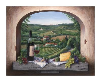 Port Wine Prints by Barbara Felisky