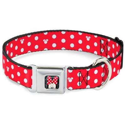 Minnie Mouse - Polka Dot Mini Dog Collar Novelty