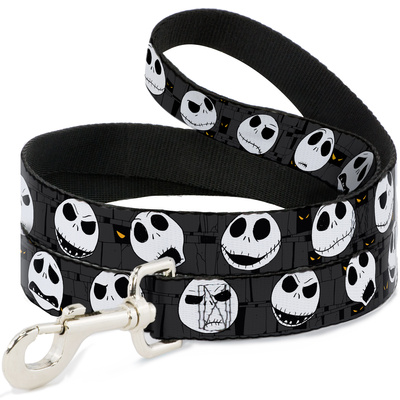 Nightmare Before Christmas - Jack Expressions Dog Leash Novelty