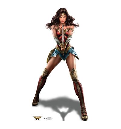 Wonder Woman - Wonder Woman Cardboard Cutouts