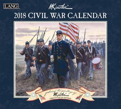Civil War - 2018 Calendar Calendars