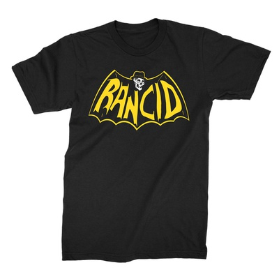 Rancid -  Skele-Tim Bat T-Shirt