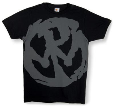 Pennywise - Large Grey Logo Shirts