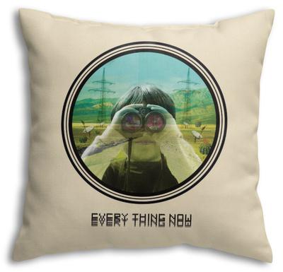 Everything Now Throw Pillow Throw Pillow