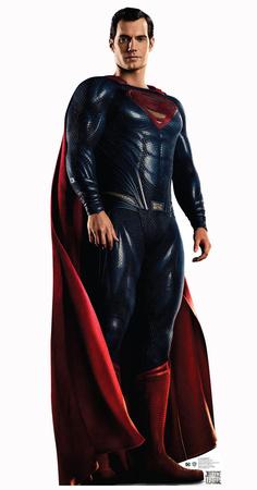 Justice League - Superman Cardboard Cutouts