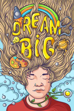 Dream Big Poster