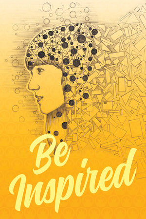 Be Inspired Posters