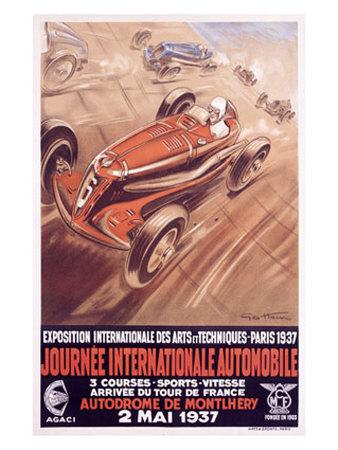 Journee International Giclee Print by Geo Ham