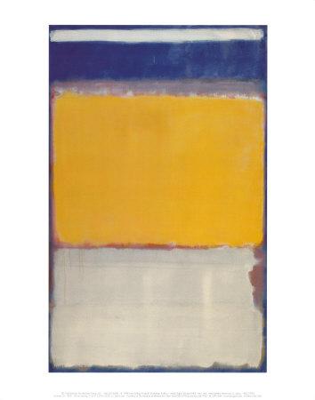 Number 10, 1950 Print van Mark Rothko