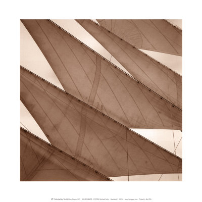 Headsails I Art Print
