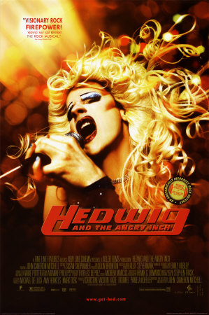 Hedwig And The Angry Inch Posters