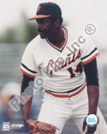 San Francisco Giants - Vida Blue Photo Photo