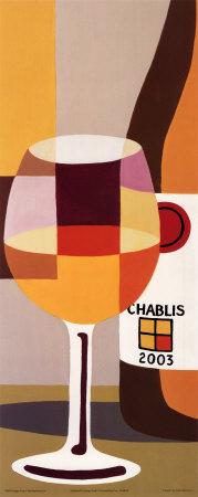 Chablis Prints by David Marrocco