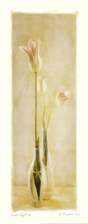 Quiet Light II Print by Amy Melious