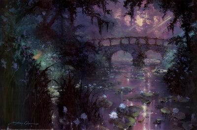 The Silence of Light Umělecká reprodukce