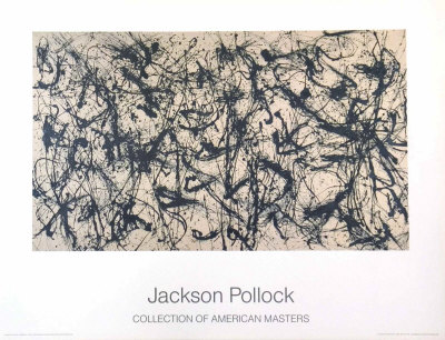 Number 32, 1950 Print by Jackson Pollock