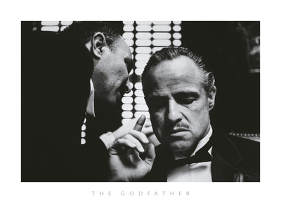 The Godfather Prints by  The Chelsea Collection