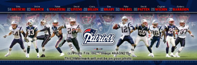 2005 New England Patriots - PHOTORAMIC Photo