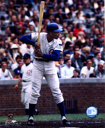 Ernie Banks - Batting Stance Photo at AllPosters.