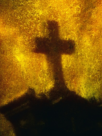 Cross Photographic Print by Andre Burian