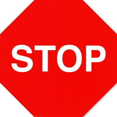 Stop vs Exit