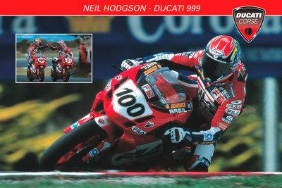 Ducati Superbike Posters