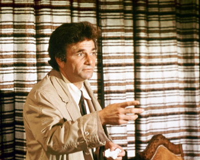 peter falk art. Peter Falk Photo