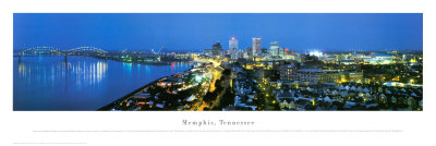Memphis, Tennessee Prints by James Blakeway