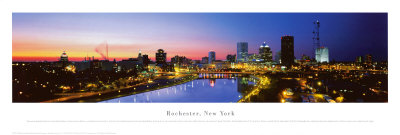 Rochester, New York Prints by James Blakeway