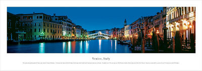 Venice, Italy Art Print