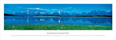 Grand Teton National Park Prints by James Blakeway